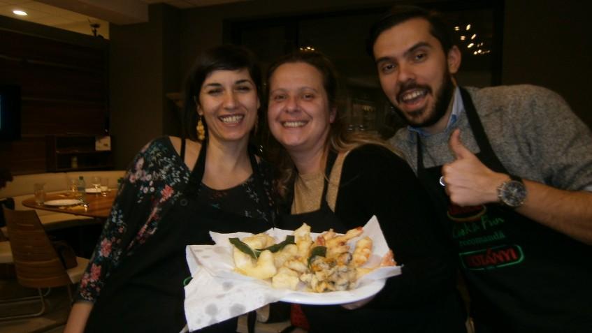 team building chefi celebri